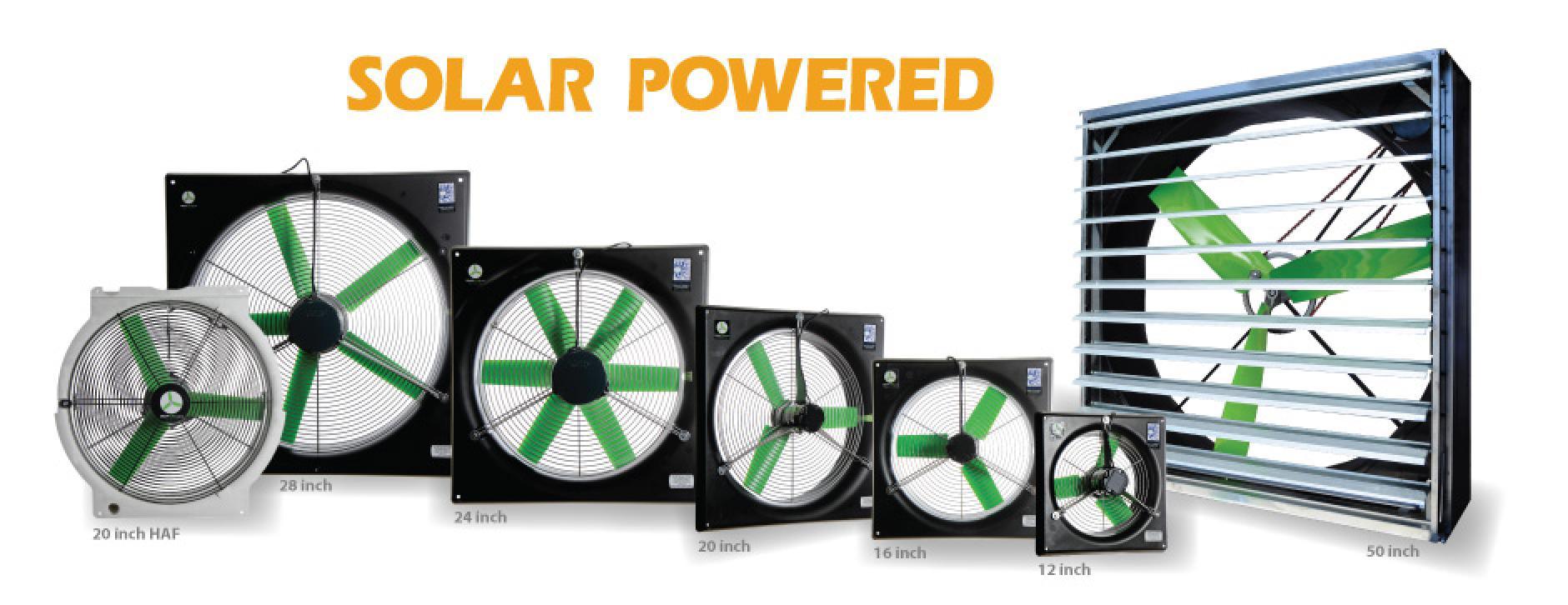 Snap Fan Solar National Air Propulsion