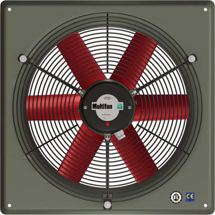 10 multifan greenhouse exhaust fan