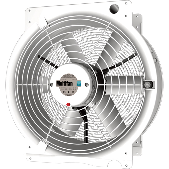 multifan greenhouse recirculation fan