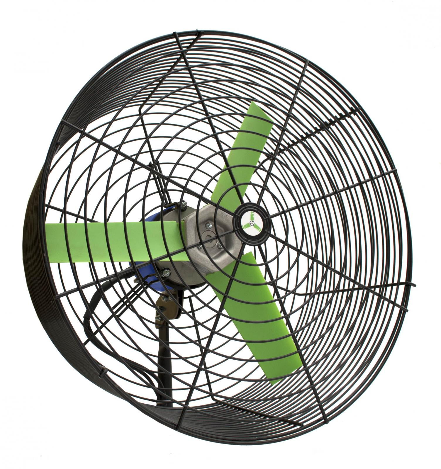 brushless horizontal airflow fan ec