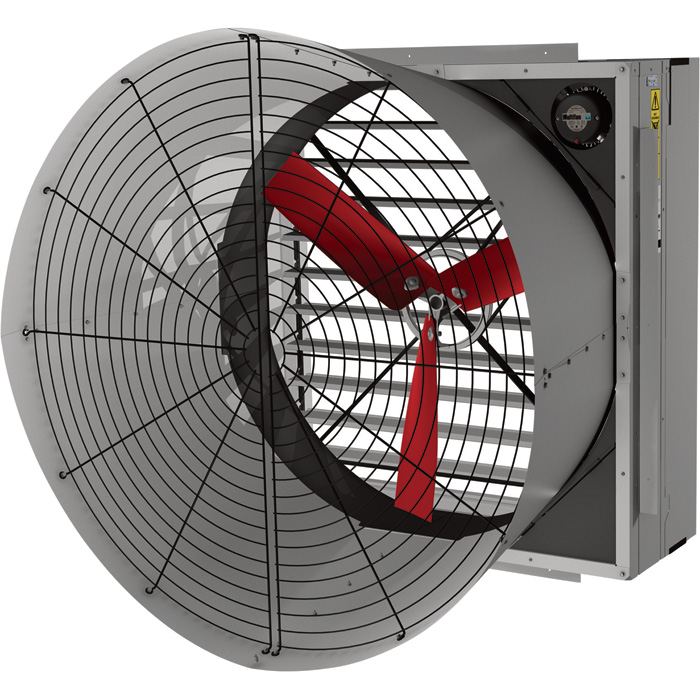 50 MF130 Box Fan Industrial Greenhouse Fan